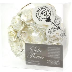 新商品▼Sola Flower ソラフラワー Wreath リース Precious Rose  芳香剤  お部屋 インテリア ギフト プレゼント 父の日 プレゼント 2019|airleaf