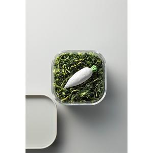 〔珪藻土〕アネスティ Karari ブロックだいこん(ホワイト)キッチンツール  グッズ 湿気取り 乾燥 水切り 珪藻土ブロック |airleaf