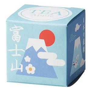 [新商品]:ジャパン ティーバッグ 富士山(アップル) 紅茶 お茶 富士山 アップル アップルティー 日本 和風 プレゼント ギフト  クリスマス 2018 お歳暮 airleaf
