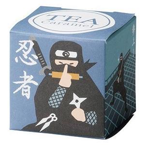 [新商品]:ジャパン ティーバッグ 忍者(キャラメル) 紅茶 お茶 忍者 キャラメル ティー 日本 和風 プレゼント ギフト いい買い物の日 2018|airleaf