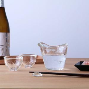 〔新商品〕耐熱片口酒器セット 日本酒 父の日 プレゼント 2018 70代 60代 50代|airleaf