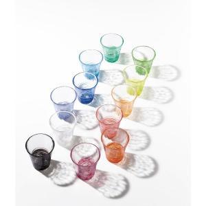 〔新商品〕アデリア 津軽びいどろ 12色のグラス ガラス お酒 |airleaf