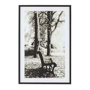 [プレミアムSALE][送料無料]アートパネルC park 公園 ART-111C 壁掛け おしゃれ インテリア モダン 絵画 900×50×600mm|airleaf