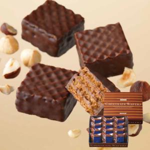 ポイント10倍 ロイズ チョコレートウエハース ヘーゼルクリーム 12個入り スイーツ お菓子 お土...