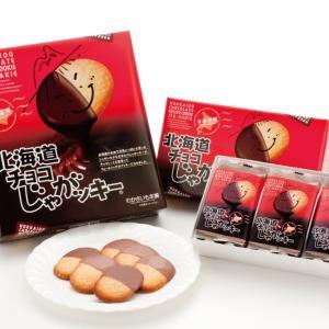 北海道チョコじゃがッキー 24枚入り わかさいも本舗 ギフト プレゼント チョコレート チョコ クッキー お菓子 お土産 北海道|airportshop-bluesky