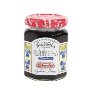 ブルーベリージャム ジャムおばさんの富良野ジャム ギフト プレゼント フルーツ ジャム パン お土産 北海道 お取り寄せ ふらのジャム|airportshop-bluesky