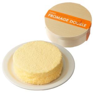【冷凍品】チーズケーキ ドゥーブルフロマージュ ...の商品画像