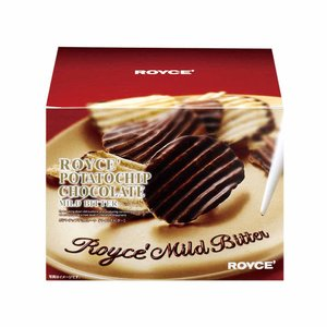 ロイズ ポテトチップチョコレート マイルドビター 北海道お土産人気商品