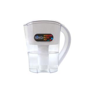 浄水機能搭載 水素水生成ポット NOMOU(ノ・モ・ウ) 同梱不可浄水器 水素水生成器 水素水ボトル|airs-mall