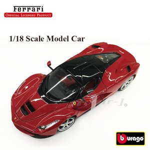 Ferrari LaFerrari 1/18 スケール ミニ...
