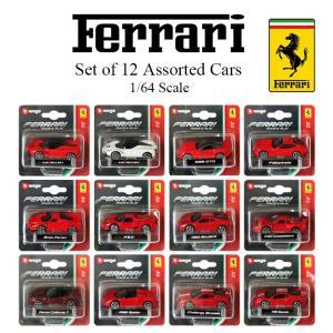 Ferrari フェラーリ 1/64 スケール ミニカー 1...