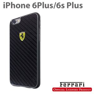 比類なき本物の風格 フェラーリ・ライセンス品のiPhone6s プラス/iPhone6 プラス専用リ...
