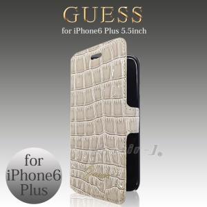 a85ed9e0fd GUESS(ゲス)・公式ライセンス品iPhone6s プラス/iPhone6 プラス (5.5inc. お気に入り. SALE GUESS  公式ライセンス品 iPhone6sPlus 6Plusケース 手帳型 クロコ調 ...