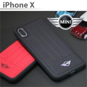 MINI(ミニ) 公式ライセンス品 iPhoneX ハードケース アイフォンX メンズ ブランド バックカバー かっこいい おしゃれ 可愛い アイフォンテン|airs