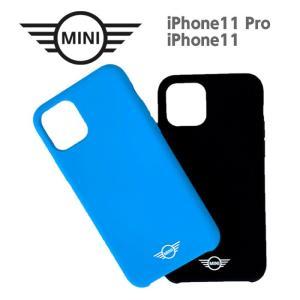 MINI(ミニ) 公式ライセンス品 iPhone11Pro iPhone11 本革 シリコン 背面ケース バックケース ブランド|airs