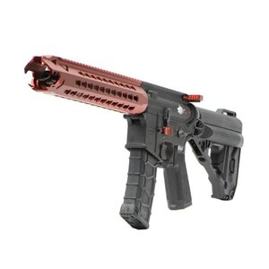 Leopard Carbine (ガンケース付DX 日本仕様) Red  (2018ver.)  Avalon製|airsoftclub