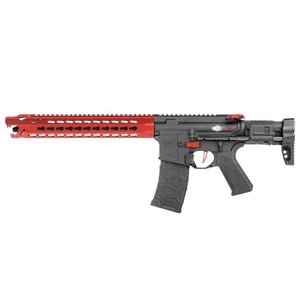 Leopard Carbine (ガンケース付DX 日本仕様) Red  Avalon製|airsoftclub