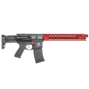 Leopard Carbine (ガンケース付DX 日本仕様) Red  Avalon製|airsoftclub|02