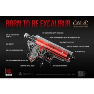 Leopard Carbine (ガンケース付DX 日本仕様) Red  Avalon製|airsoftclub|05
