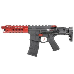Leopard CQB (ガンケース付DX 日本仕様) Red  Avalon製|airsoftclub