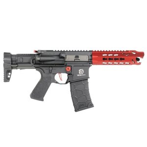 Leopard CQB (ガンケース付DX 日本仕様) Red  Avalon製|airsoftclub|02
