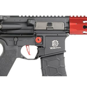Leopard CQB (ガンケース付DX 日本仕様) Red  Avalon製|airsoftclub|04