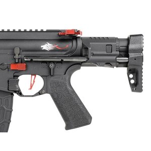 Leopard CQB (ガンケース付DX 日本仕様) Red  Avalon製|airsoftclub|05