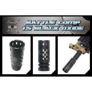 PTS BattleComp 1.5 フラッシュハイダー(14mm逆ネジ) PTS-MAGPUL製|airsoftclub