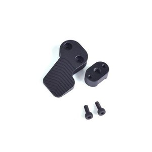 M4ガスガン MATCH マガジンボタン セット VFC M4 ガスガン対応 (BK)  CRUSADER製|airsoftclub