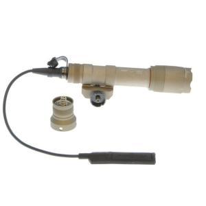 SureFire型 M600 SCOUT LEDフラッシュライト (TAN)  Clone Tech製|airsoftclub|02