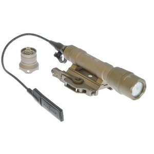 SureFire型 M620U SCOUT LEDフラッシュライト (TAN)  Clone Tech製|airsoftclub