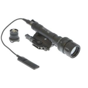 SureFire型 M620V SCOUT LEDフラッシュライト (BK)  Clone Tech製|airsoftclub