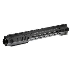 SAI型 GRY Jailbreak ハンドガード Carbine 14.5in Blank (BK)  Clone Tech製|airsoftclub