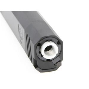 SilencerCo型 OSPREY45サプレッサー/8.06in (14mm逆ネジ) BK  Clone Tech製|airsoftclub|04