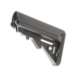 LMT型 Mk18バッテリーストック Blank (BK)  Clone Tech製|airsoftclub