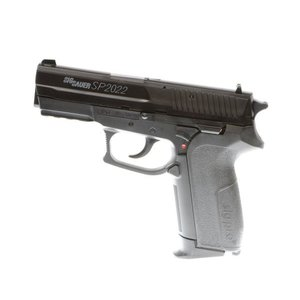 SIG SAUER SP2022 [HPA エアガン]  CyberGun製|airsoftclub