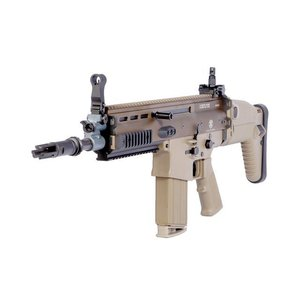 FN SCAR-H ガスガン (Mk17 日本仕様) FDE  CyberGun製|airsoftclub