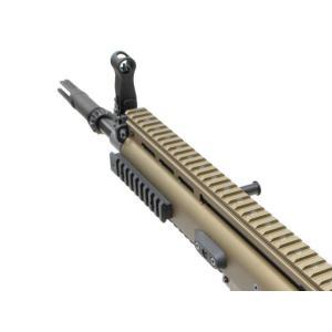 FN SCAR-H ガスガン (Mk17 日本仕様) FDE  CyberGun製|airsoftclub|05