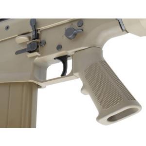 FN SCAR-H ガスガン (Mk17 日本仕様) FDE  CyberGun製|airsoftclub|07