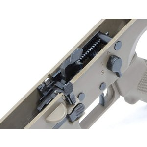 FN SCAR-H ガスガン (Mk17 日本仕様) FDE  CyberGun製|airsoftclub|08