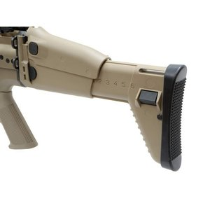 FN SCAR-H ガスガン (Mk17 日本仕様) FDE  CyberGun製|airsoftclub|09