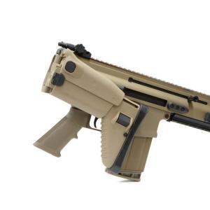 FN SCAR-H ガスガン (Mk17 日本仕様) FDE  CyberGun製|airsoftclub|10