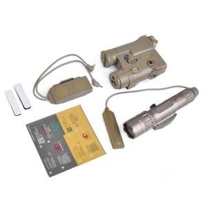 MARSOC USMCキット PEQ16A/WMX200 リモートSW (DE)  Element製|airsoftclub