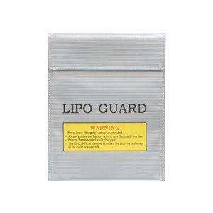 LiPoGuard リポバッテリーセフティバッグ (Size:180*230mm)  EOL製|airsoftclub