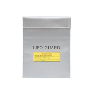 LiPoGuard リポバッテリーセフティバッグ (Size:230*300mm)  EOL製|airsoftclub