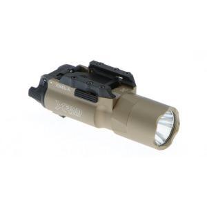 SF-Type X300-U LED フラッシュライト (DE)  TargetOne製 airsoftclub