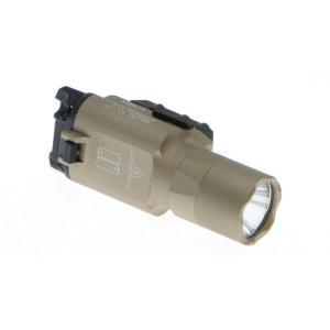 SF-Type X300-U LED フラッシュライト (DE)  TargetOne製 airsoftclub 03