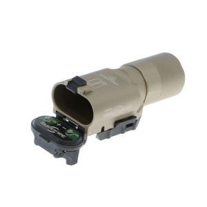 SF-Type X300-U LED フラッシュライト (DE)  TargetOne製 airsoftclub 05