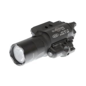 SF-Type X400-U LED フラッシュライト (BK)  TargetOne製|airsoftclub