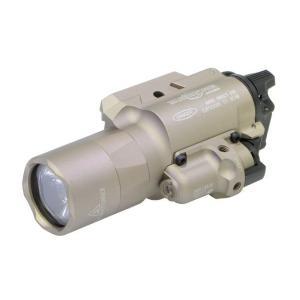 SF-Type X400-U LED フラッシュライト (DE)  TargetOne製|airsoftclub